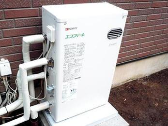 灯油代とCO2を削減できる熱効率が向上!エコフィール
