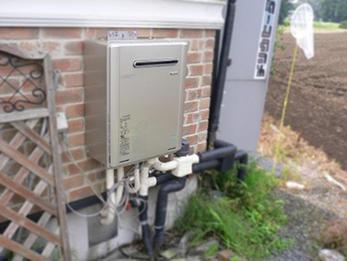 ふろ熱効率92%・給湯側の熱効率95%とWエコを実現!