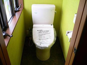2階を改装し男女トイレ増設!生まれ変わった宴会場