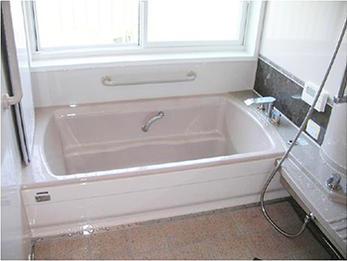 足を伸ばして入浴できる!温泉いらずの我が家