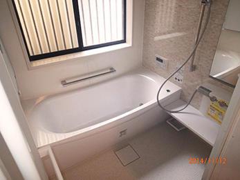 掃除が楽で機能的な設備を!浴室・キッチン・洗面・トイレ改修