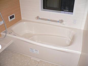 タイルからユニットバスへ!みんなが安心して使える浴室