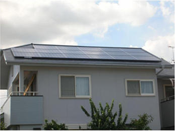 太陽光パネルを設置したことによって、発電した電力を電力会社に販売できます!