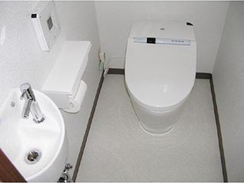 臭い・寒い・汚い・狭い!!トイレの不快を一気に解消!