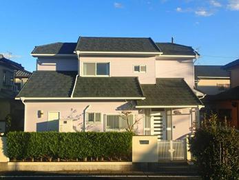 遮熱に優れた塗料で省エネ!屋根・外壁リフォーム